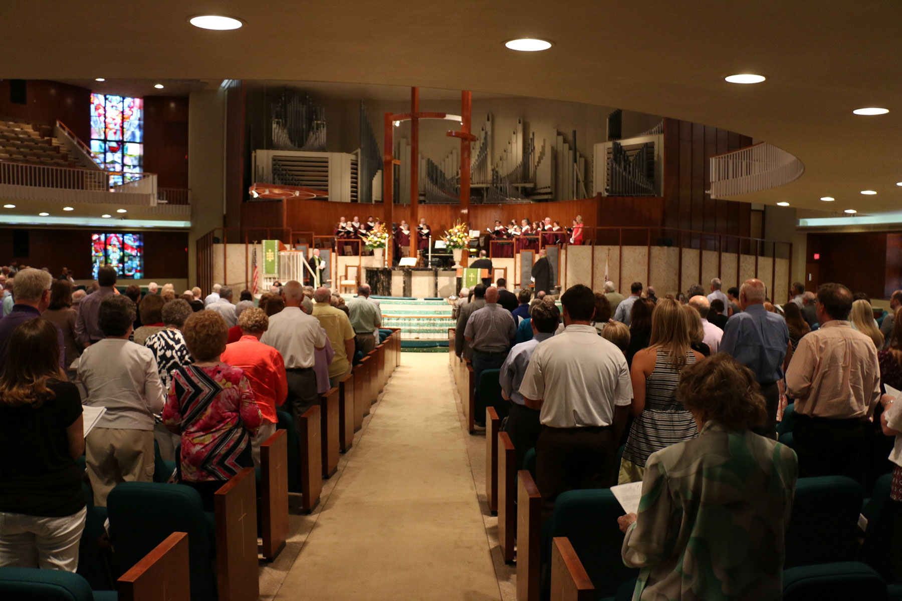 Downtown Campus Sanctuary