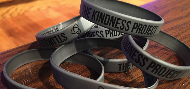 Kindness Project Bracelets