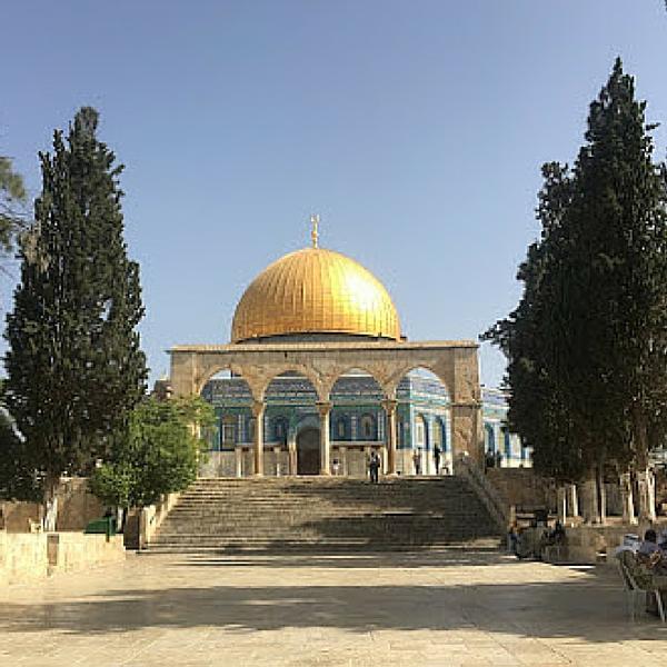Blog Image to Holy Land