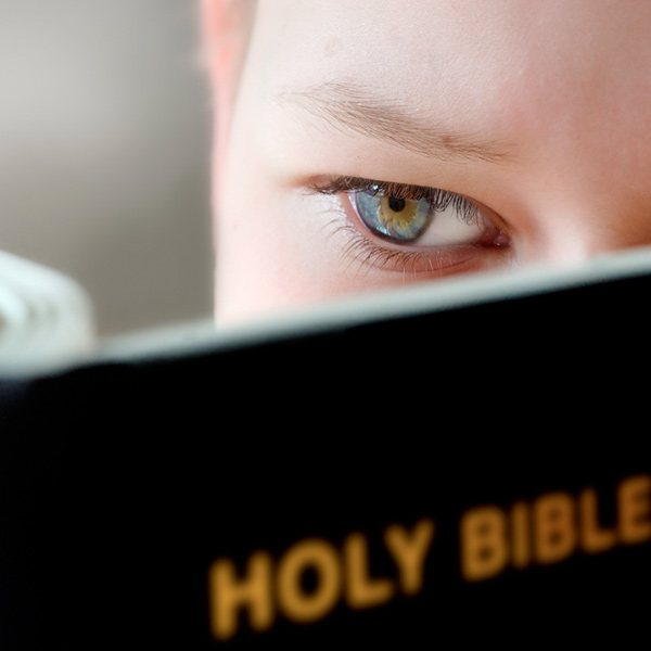 3rd Grade Bible Presentation