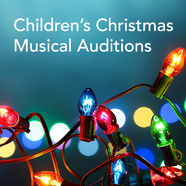 Edmond Christmas Musical Auditions