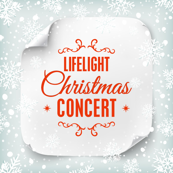 Lifelight Christmas Concert 2016