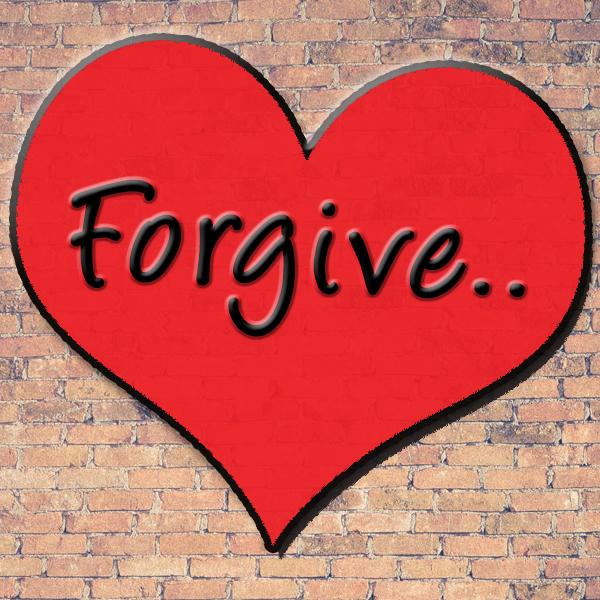 Jesus forgives us   St. Luke's